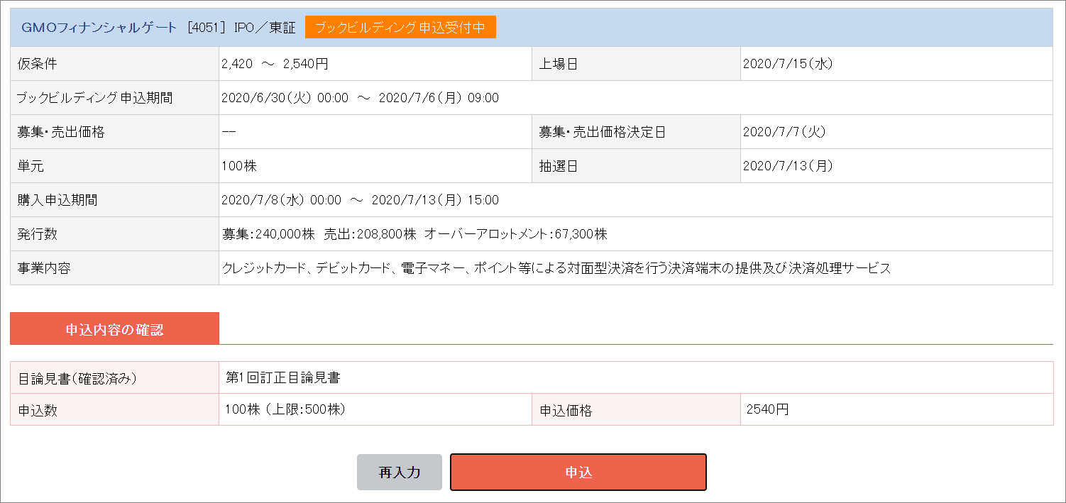株価 ゲート gmo フィナンシャル